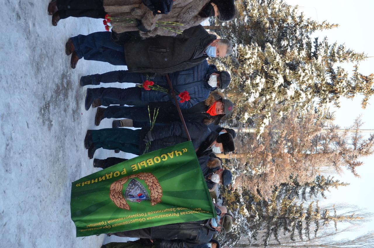 Открытие мемориала «Встретившим первый день войны»